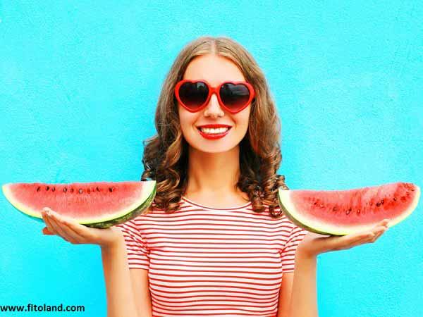 Edible Sunscreen Watermelon As A Edible Sunscreen