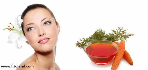 آیا روغن هویج برای سلامت مو و رشد سریع مو مناسب است؟
