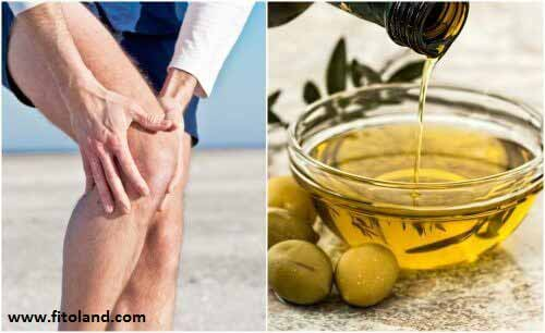 Reducing Pain And Inflammation In Joints Cosuming Olive Oil