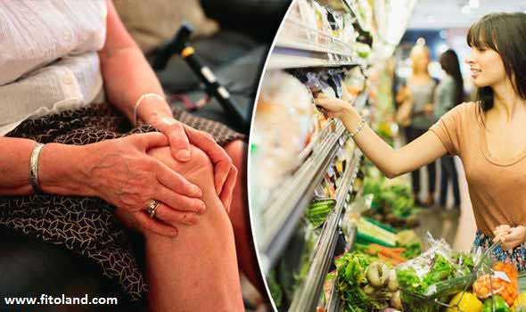 Reducing Pain And Inflammation In Joints Fruit And Vegetables Diet
