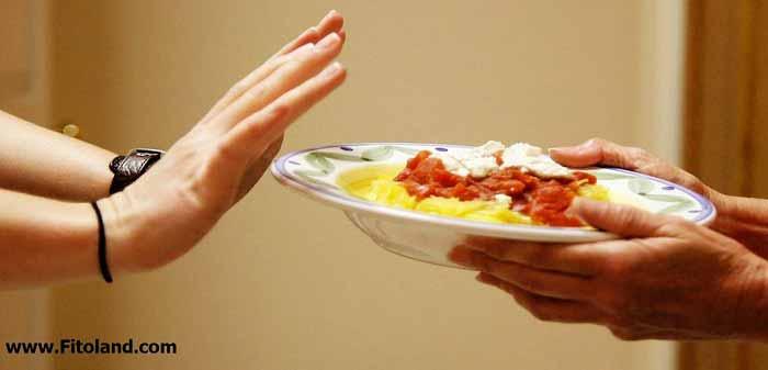 کاهش وزن و لاغری با ایحاد حس سیری