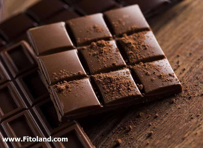 کاهش اشتها و لاغری با شکلات تلخ