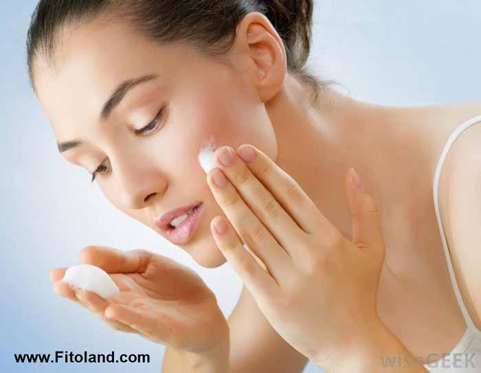 تعیین نوع پوست و محافظت از پوست و رفع حساسیت پوستی