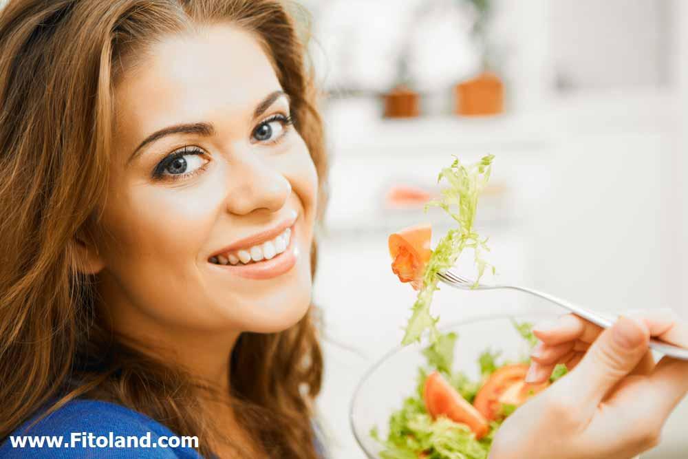 بهترین غذاها برای رشد و سلامت مو