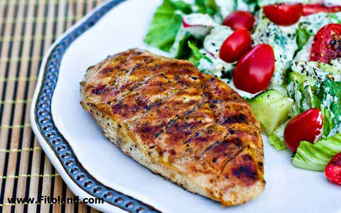 Food For Fitness Chicken Grilled