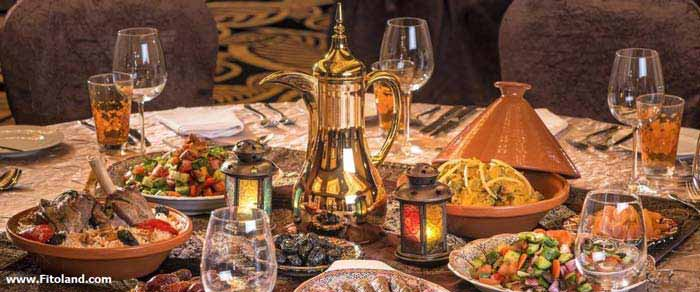 Healthy Eating During Ramadan