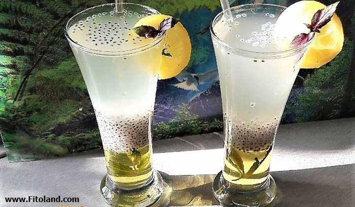 شربت خاکشیر و تخم شربتی نوشیدنی ماه رمضان