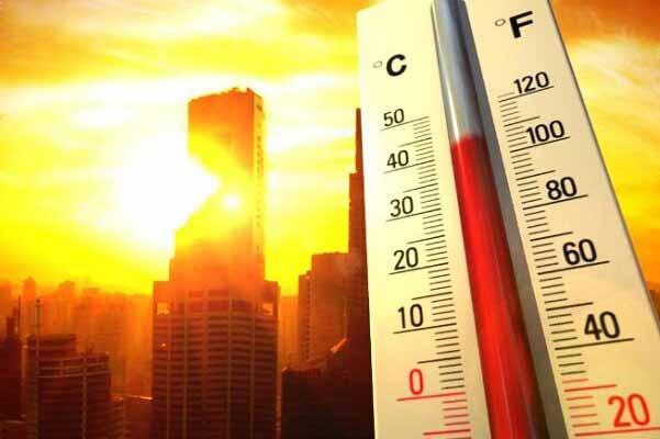 گرمای شدید