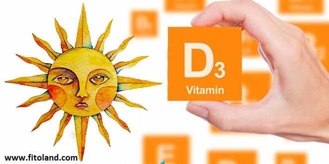 انواع ویتامین D