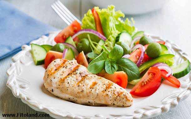 پروتئین و کربوهیدرات تغذیه مناسب بعد از ورزش برای لاغری