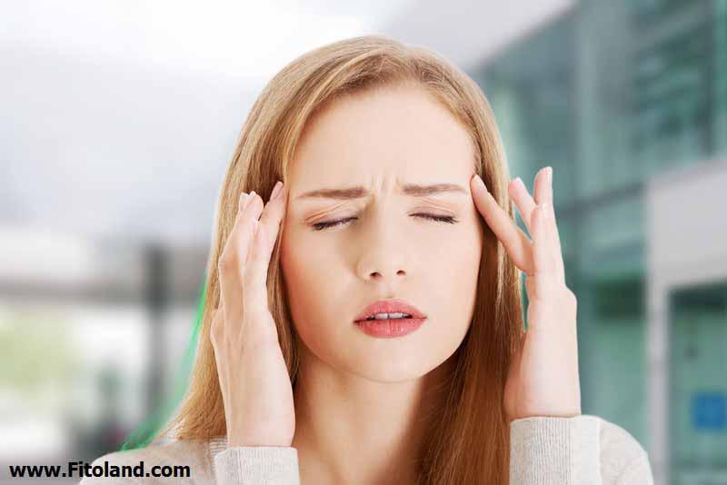 درمان طبیعی سردرد و بهبود علائم سردرد