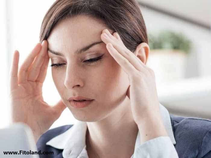 سردرد تنشی از انواع سردردهای اولیه