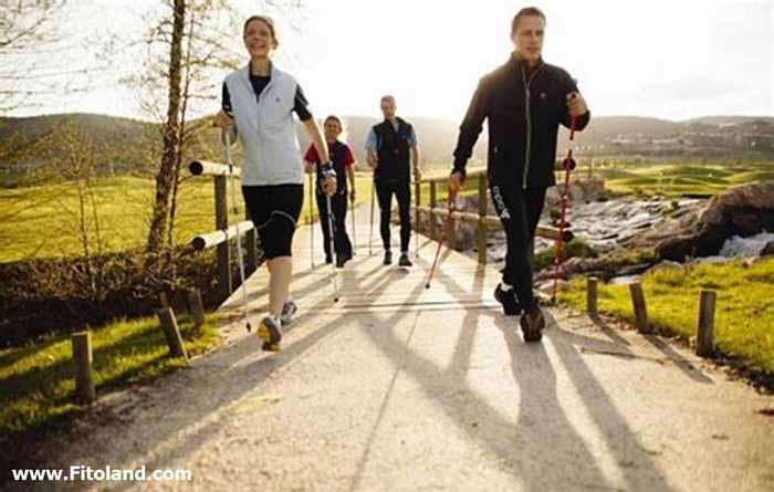 ورزش و کنترل علائم دیابت نوع 2