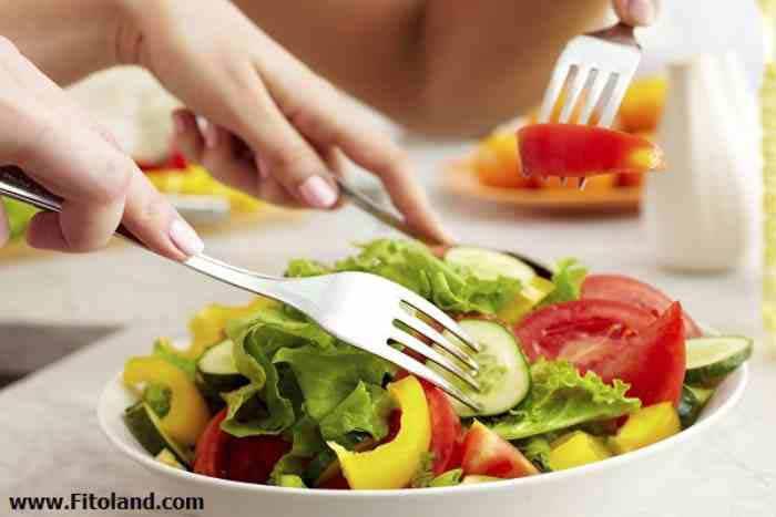 رژیم غذایی سالم لازمه تغییر سبک زندگی