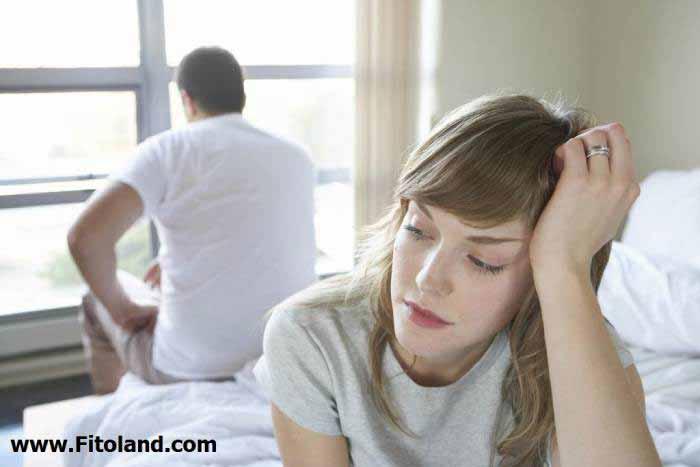 13 مورد از دلایل کاهش میل جنسی