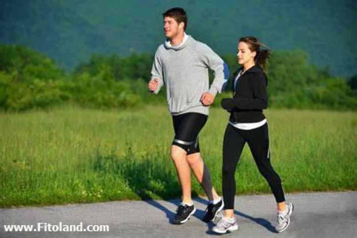 لاغری بعد از زایمان با ورزش