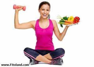 کم کردن وزن بعد زایمان با ورزش منظم