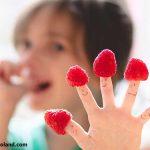 خوشمزه ترین میان وعده سالم برای کودکان