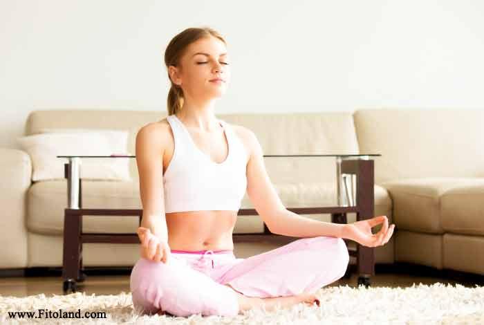کاهش وزن بدون ورزش با تکنیک تنفس عمیق