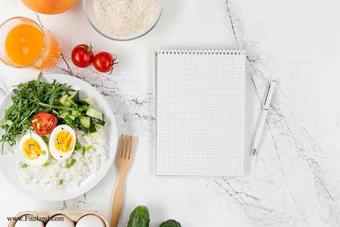 چالش کاهش وزن بدون ورزش در 15 روز بخش اول