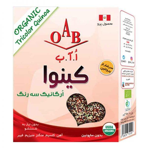 کینوا ارگانیک OAB