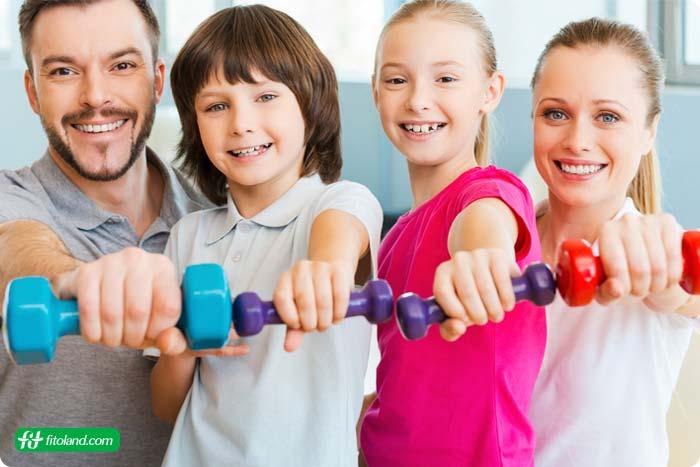 ورزش مقدماتی در خانه