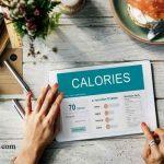 محاسبه کالری مورد نیاز بدن