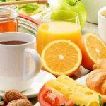صبحانه کامل و رژیمی برای تناسب اندام