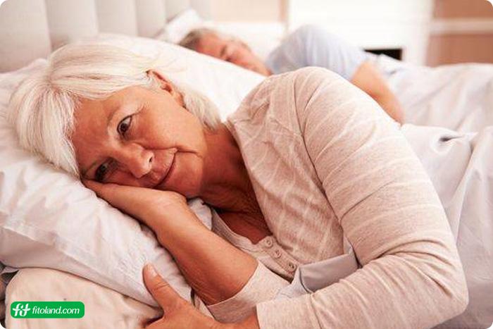 کاهش علائم یائسگی و مشکلات خواب ناشی از علایم دوران یایسگی