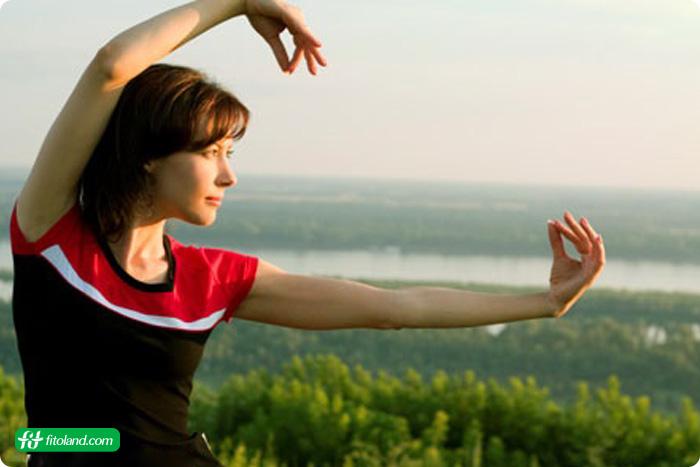 فواید ورزش تاي چي