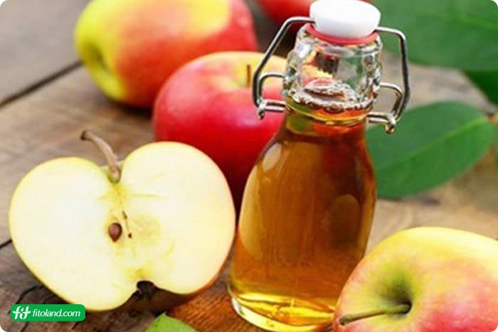 درمان سنگ کیسه صفرا با آب سیب و سرکه سیب یک درمان طبیعی برای سنگ صفرا