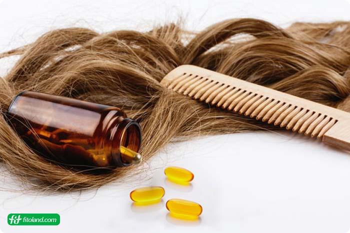 جلوگیری از ریزش مو با ویتامین دی