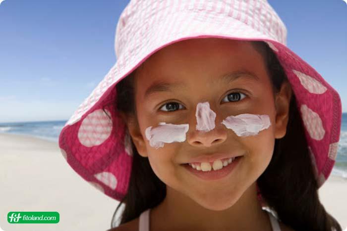 انواع ضد آفتاب و استفاده از ضد آفتاب