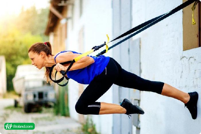 فواید ورزش تی آر ایکس