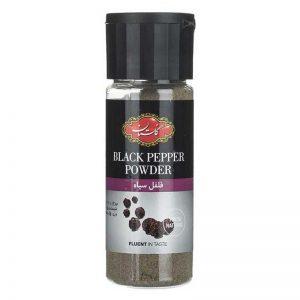 فلفل سیاه گلستان 90 گرمی