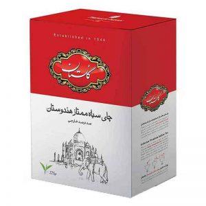 چای ممتاز هندوستان گلستان 100 گرمی