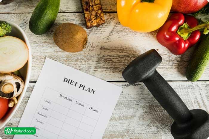 راهنمای درخواست برنامه رژیم غذایی فیتولند