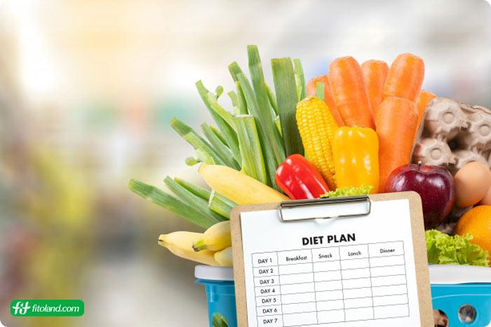 گیاه خواری یک نوع برنامه رژیم غذایی برای کاهش وزن و رژیم لاغری سریع و موثر و برنامه رژیم لاغری