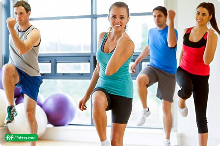 پیاده روی سریع و انواع تمرینهای هوازی و معرفی تمرینهای هوازی