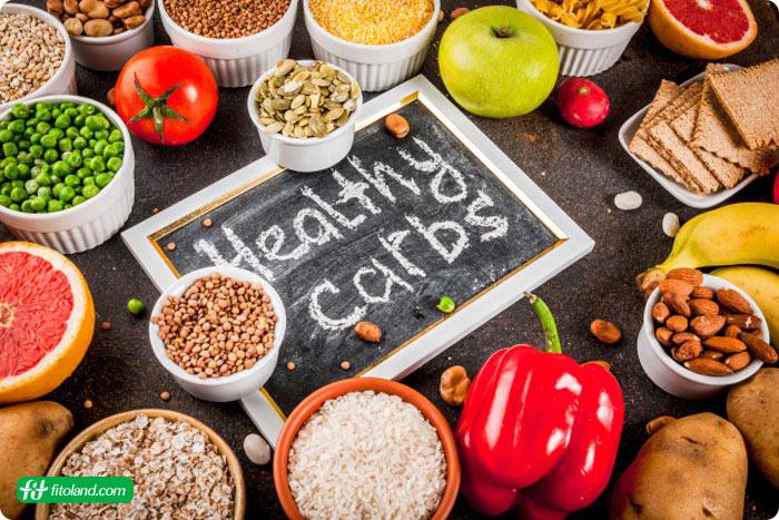 رژیم کم کربوهیدرات یکی از انواع برنامه رژیم غذایی برای داشتن رژیم لاغری سریع و با کمک روشهای کاهش وزن