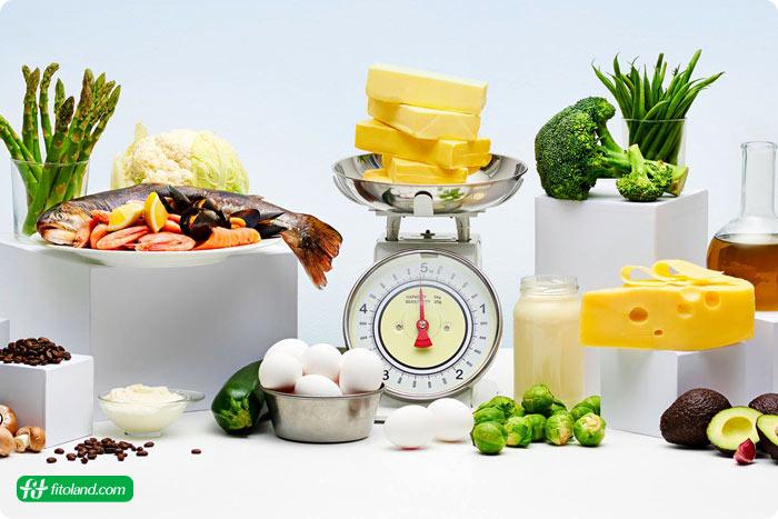 رژیم کم چرب یکی از انواع برنامه رژیم غذایی برای کاهش وزن و به منظور داشتن برنامه غذایی کاهش وزن و بهترین رژیم غذایی