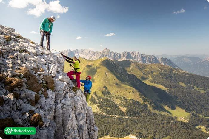 انواع تمرینهای هوازی و کوه نوردی بهترین تمرین هوازی مفید