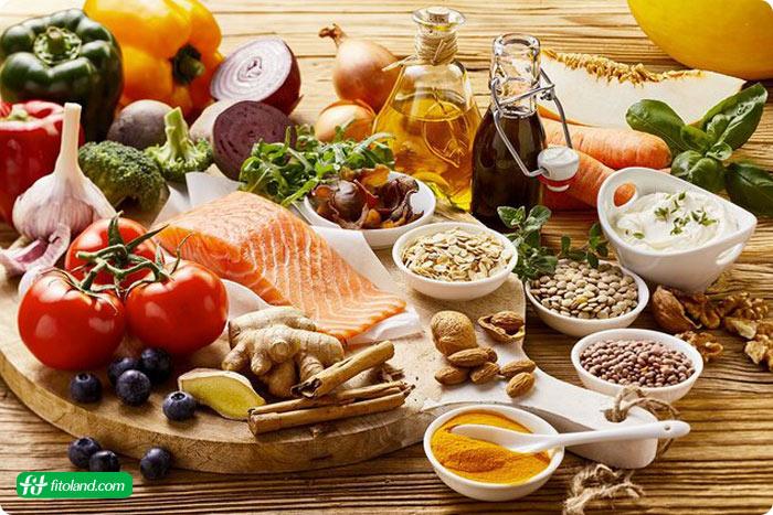 رژیم دش یک برنامه رژیم غذایی برای کاهش وزن برای داشتن برنامه کاهش وزن و رژیم لاغری سریع