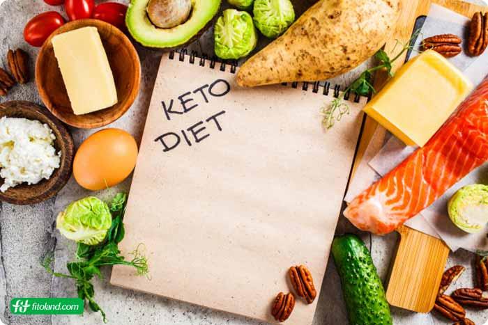 معرفی رژیم غذایی کتوژنیک