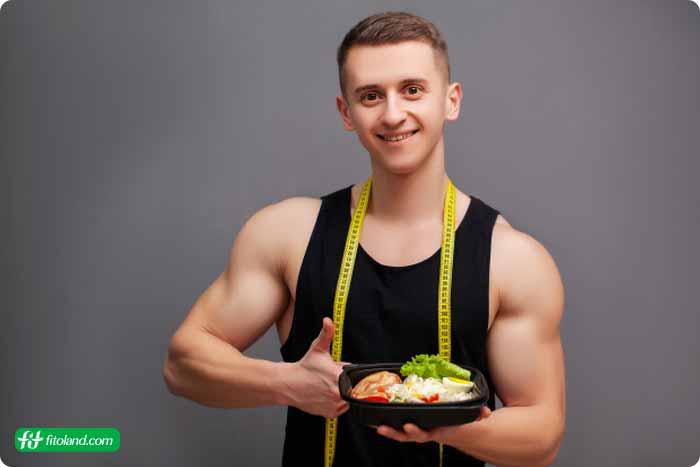 برنامه رژیم پر پروتئین