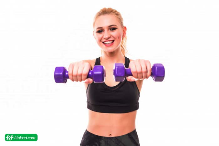 برنامه تناسب اندام بانوان برای کاهش وزن