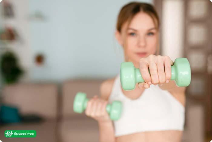 برنامه تمرین تخصصی تناسب اندام بانوان