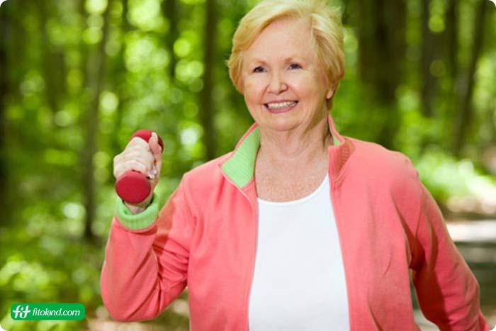 مناسبترین فعالیت بدنی برای سالمندان