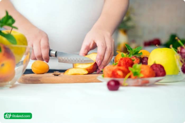 درخواست برنامه رژیم غذایی سه ماهه سوم بارداری