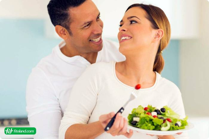 اهمیت برنامه رژیم غذایی زوجین قبل از بارداری